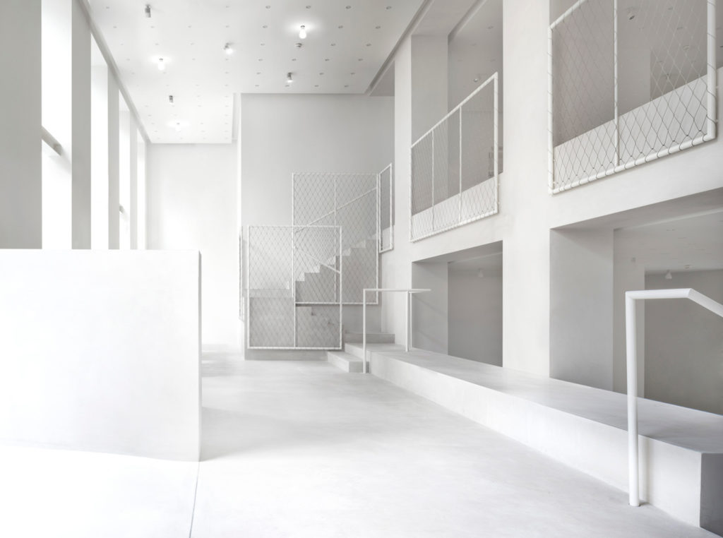 Driade Milan showroom by David Chipperfield (1)