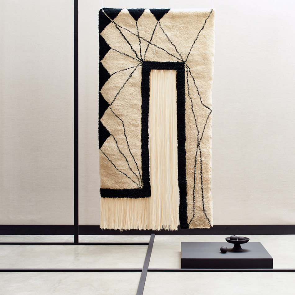 acoustic tapestries Nicolette Brunklaus