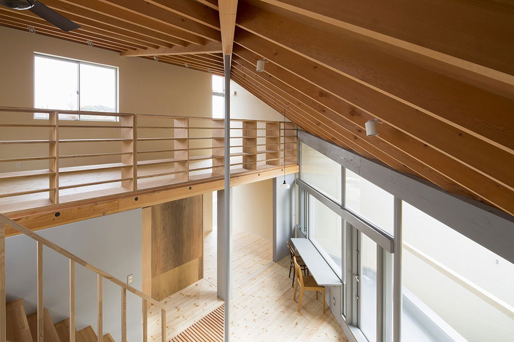 Terada House : Mizuno architecture design association 1