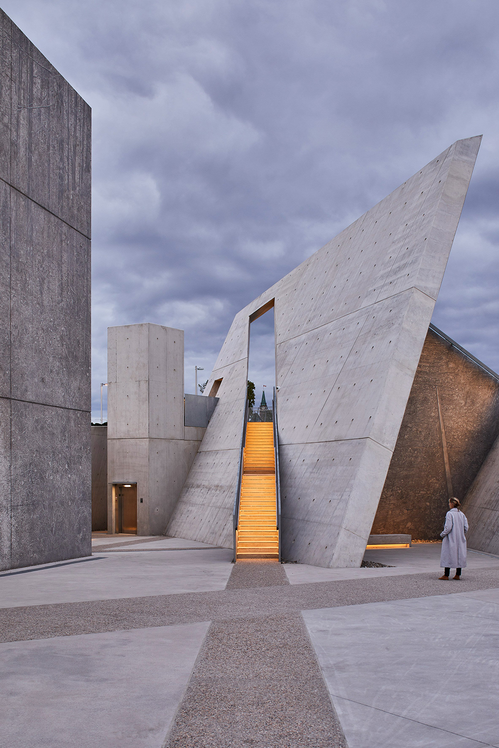 Studio Libeskind completes national holocaust monument in Ottawa